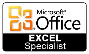 Microsoft Office Excel Specialist Logo