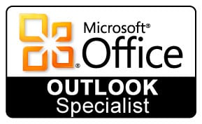 Microsoft Office Outlook Specialist Logo