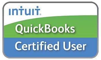 Intuit Quickbooks Certified User Logo